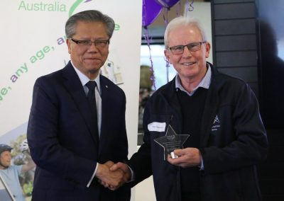 Active Ageing Australia Club Award