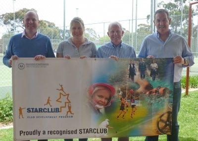 STARCLUB Recognition